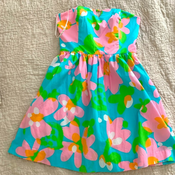 Strapless Lilly Pulitzer dress size 4